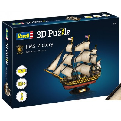 PUZZLE 3D HMS VICTORY - REVELL 00171