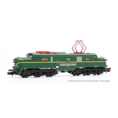 LOCOMOTORA ELECTRICA 277 (Verde) RENFE Ep. IV -Escala N - 1/160- (Digital/Sonido) Arnold HN2516S