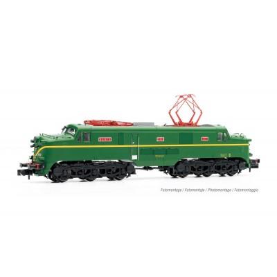 LOCOMOTORA ELECTRICA 277-011 (Verde) RENFE Ep. IV -Escala N - 1/160- (Digital/Sonido) Arnold HN2443S