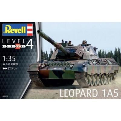 LEOPARD 1A5 - ESCALA 1/35 - REVELL 03320