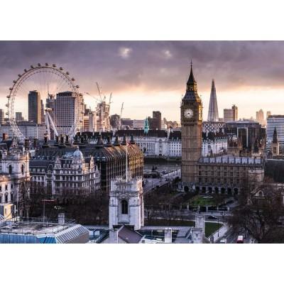 PUZZLE 1000PZS LONDRES - RAVENSBURGER 14085