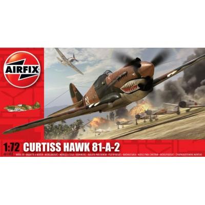 CURTISS HAWK 81 A2 -Escala 1/72- Airfix A01003