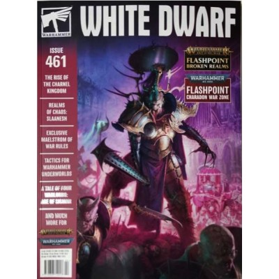 REVISTA WHITE DWARF 461 (EN INGLES)