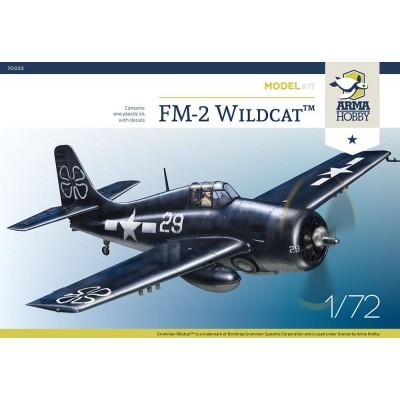 GENERAL MOTORS FM-2 WILDCAT -Escala 1/72- Arma Hobby 70033