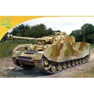 CARRO DE COMBATE Sd.Kfz. 161 PANZER IV Ausf. J (Early) -Escala 1/72- Dragon Models 7409