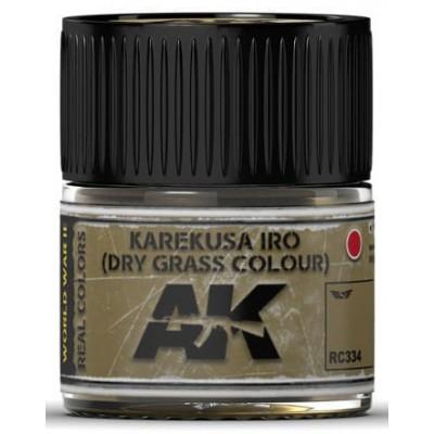 PINTURA REAL COLORS KAREKUSA IRO - Dry Grass Colour (10 ml) - AK RC334