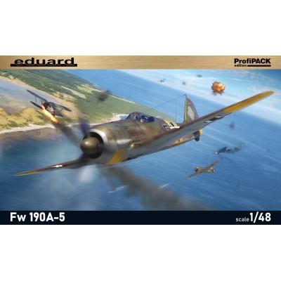 FOCKE WULF FW 190A-5 PROFIPACK - EDUARD 82149