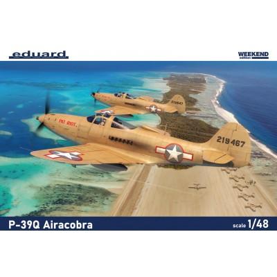 BELL P-39Q AIRACOBRA - ESCALA 1/48 - WEEKEND EDITION - EDUARD 8470