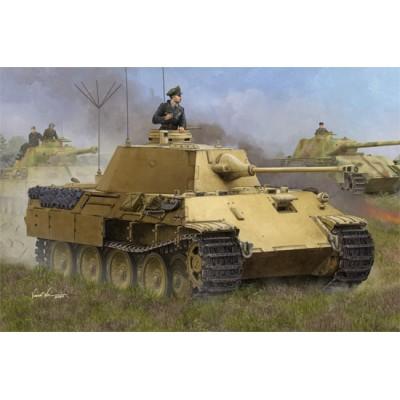 CARRO DE OBSERVACION Sd.Kfz. 171 Ausf. A PANTHER (Beob.Wg) -Escala 1/35- Hobby Boss 84534