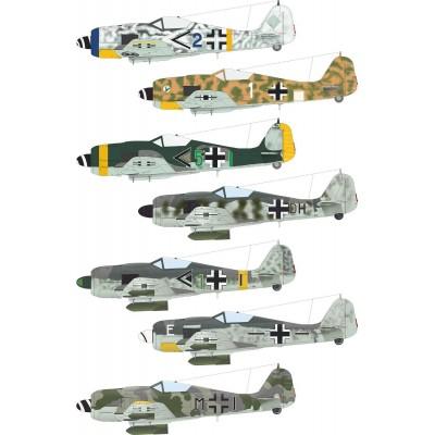 FOCKE WULF Fw-190 F-8 -Escala 1/48- Eduard 82139