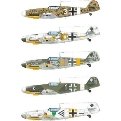MESSERSCHMITT Bf-109 G-2 -Escala 1/48- Eduard 82165
