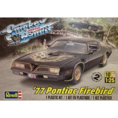 PONTIAC FIREBIRD 77 - ESCALA 1/25 - REVELL 14027