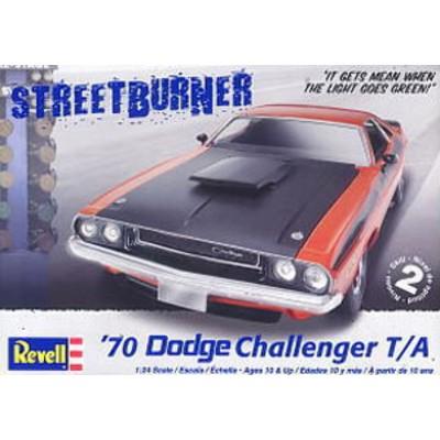 DODGE CHALLENGER 1970 - ESCALA 1/24 - REVELL 12596