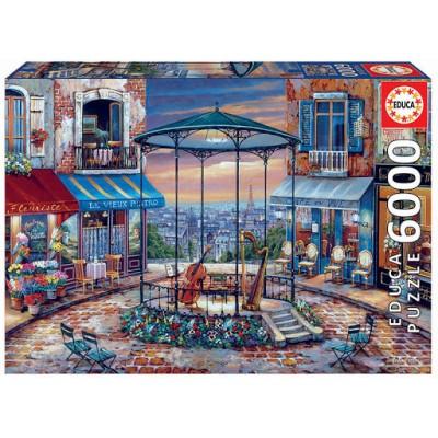 PUZZLE 6000 PZAS PRELUDIO NOCTURNO - EDUCA 18016