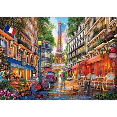 PUZZLE 1000 PZAS PARIS , DOMINIC DAVISON - EDUCA 19019