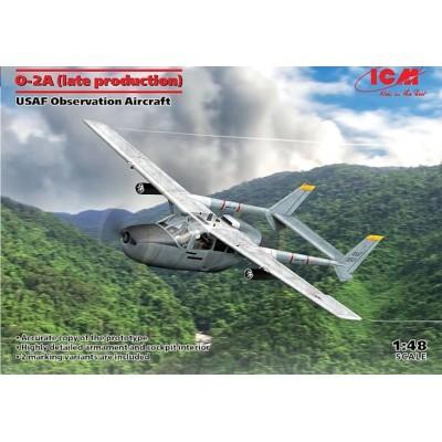 CESSNA O-2 SKYMASTER -Escala 1/48- ICM 48292