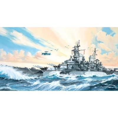 ACORAZADO USS MISSOURI ESCALA 1/535 - REVELL 05092