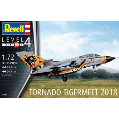 PANAVIA TORNADO ECR TIGERMEET 2018 - ESCALA 1/72 - REVELL 03880