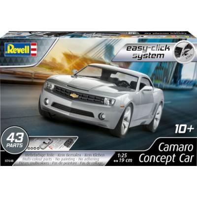 CHEVROLET CAMARO CONCEPT CAR (easyclick) -Escala 1/24- Revell 07648