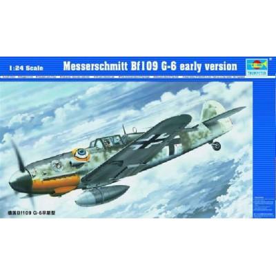 MESSERSCHMITT BF-109 G6 1/24