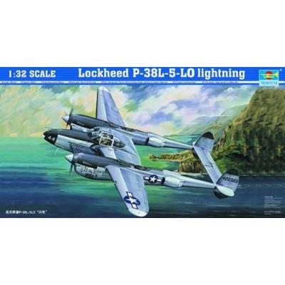 LOCKHEED P-38L-5-LO LIGHTNING