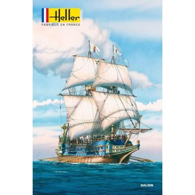 GALEON ESPAÑOL -Escala 1/200- Heller 80835