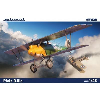 PFALZ D.III a -Escala 1/48- Eduard 8414