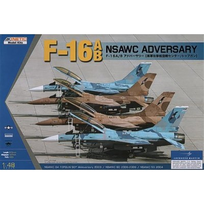 GENERAL DYNAMICS F-16 A/B FALCON - Kinetic Model K48004