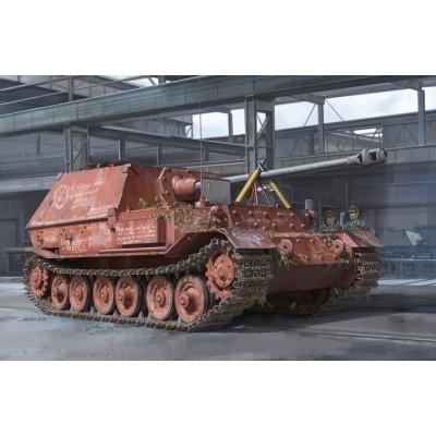 CAZACARROS - PanzerJager Sd.Kfz. 184 TIGER (P) Ferdinand -Escala 1/35- AMUSING HOBBY 35A044