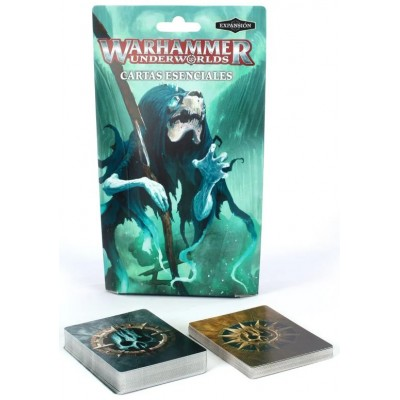 WARHAMMER UNDERWORLDS CARTAS ESENCIALES 2021- Games Workshop 110-15