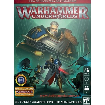 WARHAMMER UNDERWORLDS JUEGO BASICO 2021- Games Workshop 110-01