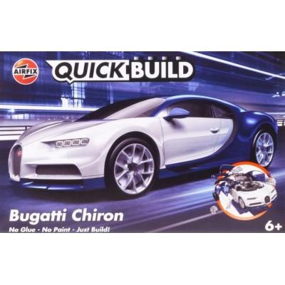 QUICKBUILD: BUGATTI CHIRON - AIRFIX J6044