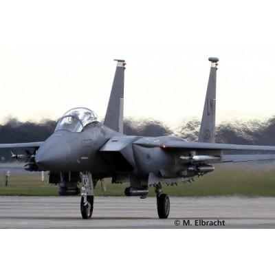 McDONNELL DOUGLAS F-15 E STRIKE EAGLE -Escala 1/72- Revell 03841