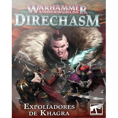 WARHAMMER UNDERWORLD - EXPOLIADORES DE KHAGRA - GAMES WORKSHOP 110-99