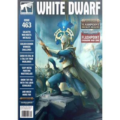 REVISTA WHITE DWARF 463 (INGLES)