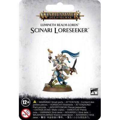 LUMINETH REALM-LORDS SCINARI LORESEEKER - GAMES WORKSHOP 87-12