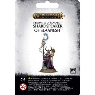 HEDONITES OF SLAANESH - SHARDSPEAKER OF SLAANESH - GAMES WORKSHOP 83-88