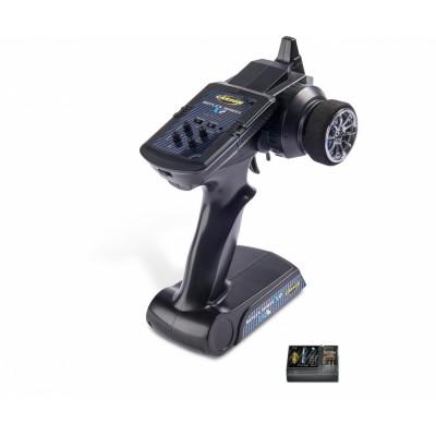 EMISORA FS Reflex X2 2 CANALES 2.4G CARSON 50049