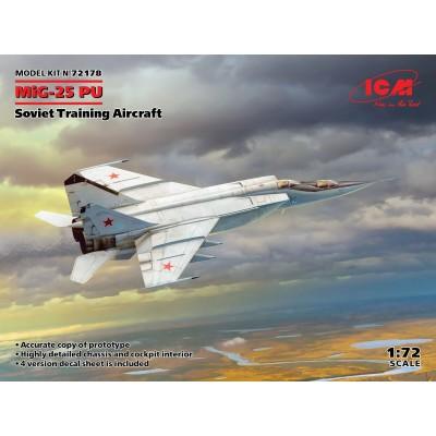 MIKOYAN GUREVICH Mig-31 PU FOXHOUND -Escala 1/72- ICM 72178
