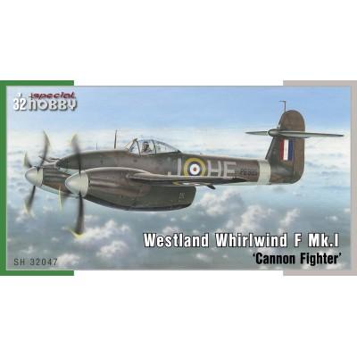 WESTLAND WHIRLWING Mk-I -Escala 1/32- Special Hobby SH32047