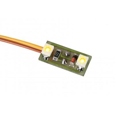 PLACA 2 LEDS BLANCO CALIDO 10-16V - VIESSMANN 6021
