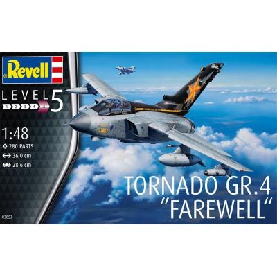 """PANAVIA TORNADO Gr.6 """"Farewell"""" -Escala 1/48- Revell 03853"""