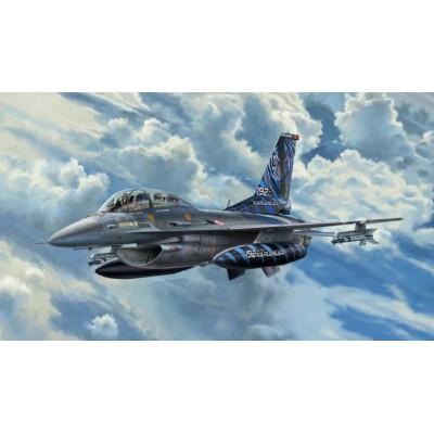 "LOCKHEED MARTIN F-16 D FIGHTING FALCON ""Tiger Meet 2014"" -Escala 1/72- Revell 03844"