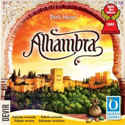ALHAMBRA - EDICION REVISADA - QUEEN GAMES - DEVIR