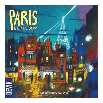 PARIS LA CIUDAD DE LA LUZ - DEVIR