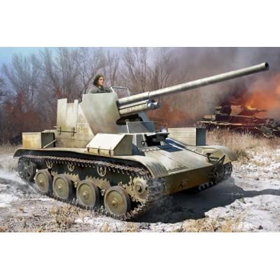 CAZACARROS TACAM T-60 -Escala 1/35- Hobby Boss 84556