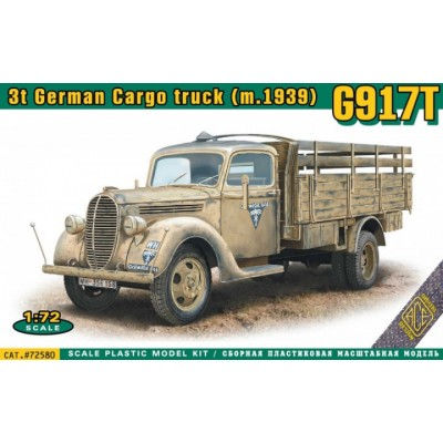 CAMION FORD G917T (Mod. 1939) -Escala 1/72- Ace Model 72580
