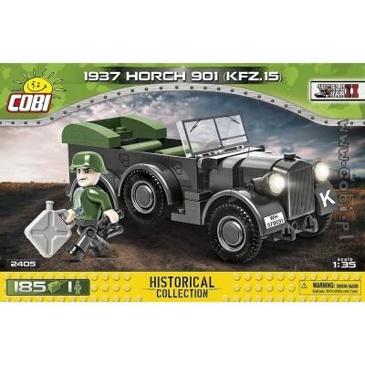 COCHE HORCH 901 Sd.Kfz. 15 (185 piezas) - COBI 2405