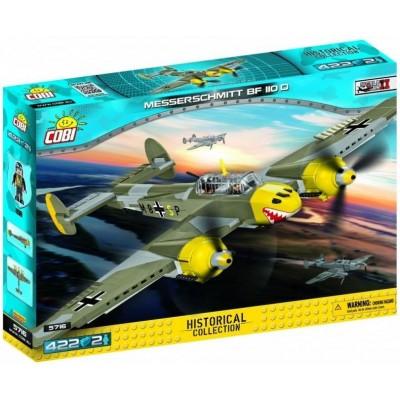 MESSERSCHMITT Bf-110 D (422 piezas) - COBI 5716