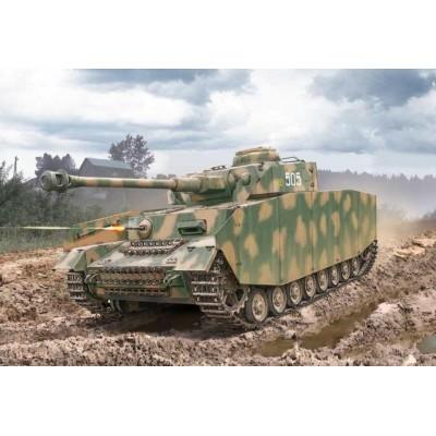 CARRO DE COMBATE SD.KFZ.161 PANZER IV Ausf. H -Escala 1/35- Italeri 6578